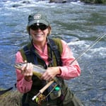 Upper Sacramento River Art Teter Guide Service