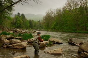 Art Teter - Fall River Fly Fishing