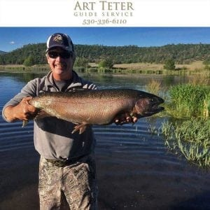 Art Teter Guide Service - Fall River