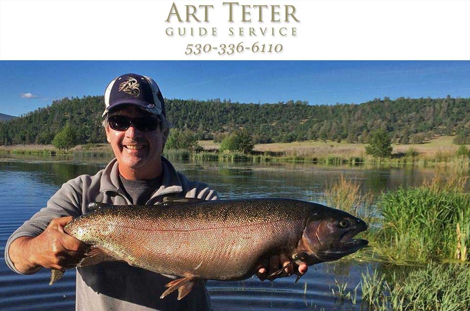 Art Teter Guide Service - Fall River Mills