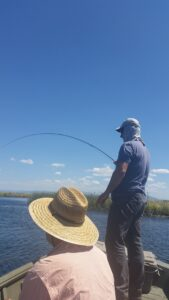 Fly Fishing - Fall River - California - Art Teter
